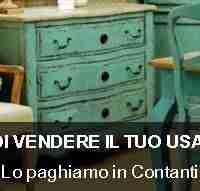 (Perugia) Vendita mobili usati a Perugia: ritiro di armadi, arredamento, divani, cucine, quadri a Perugia