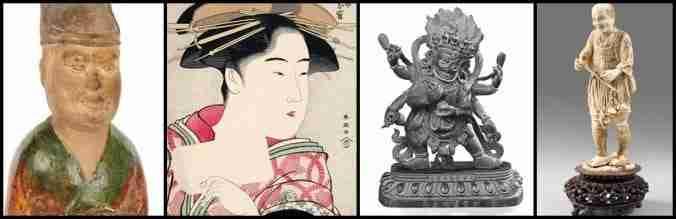 valutazione opere d'arte cinese e orientale