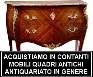 compro mobili antichi