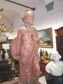 valutazione sculture antiche